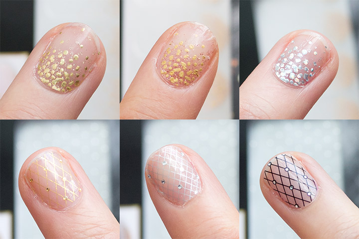 Loreal Paris Colour Riche Nail Lingerie Is The Nail Stickers For