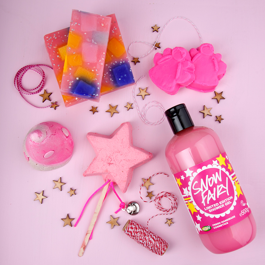 LUSH Holiday Treats 2013 Collection   Photos & Information – The ...